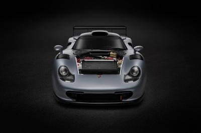 1997 porsche 911 gt1 evo 6