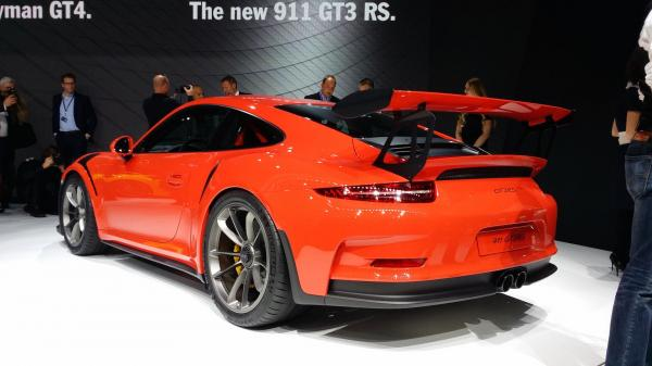 Porsche 911 GT3 RS Photo Flat 6 Magazine
