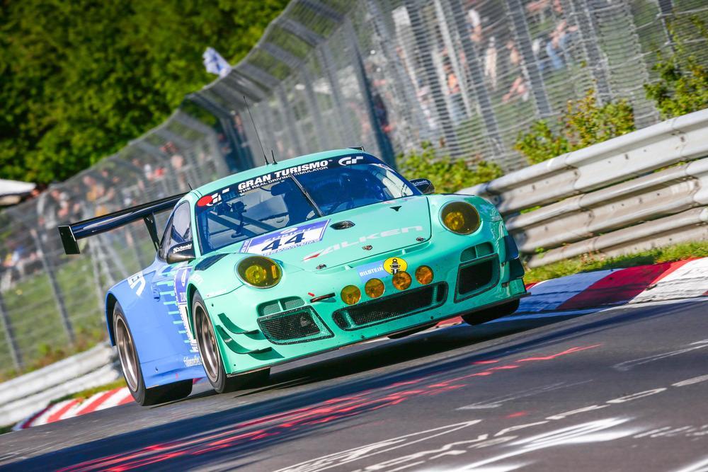 24h nurburgring 2015 porsche 911 gt3 r team falken motorsports