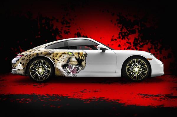 Adidas Porsche Cheetah