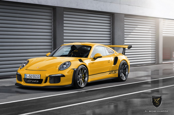 911 gt3 rs jaune speed options