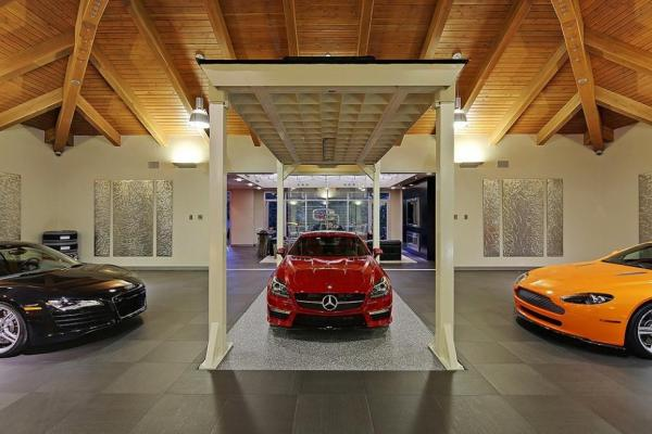 A look inside a car enthusiasts 4 million usd mansion 3