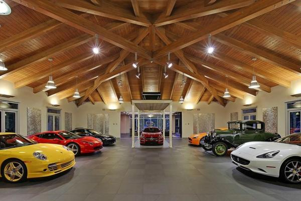 A look inside a car enthusiasts 4 million usd mansion 4