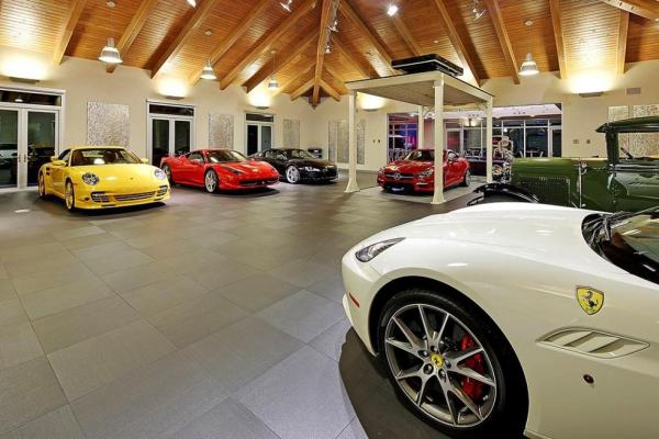 A look inside a car enthusiasts 4 million usd mansion 5