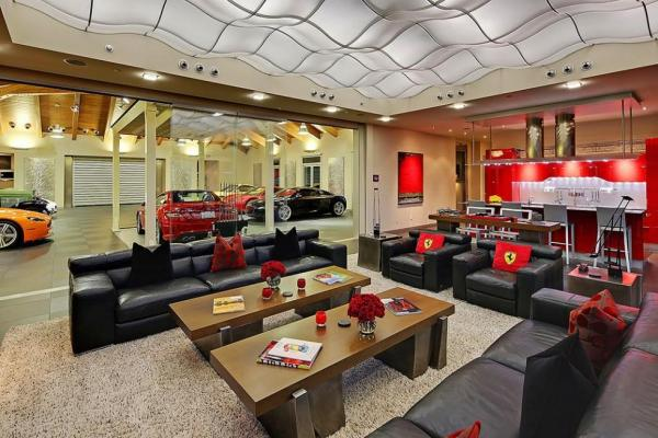 A look inside a car enthusiasts 4 million usd mansion 7