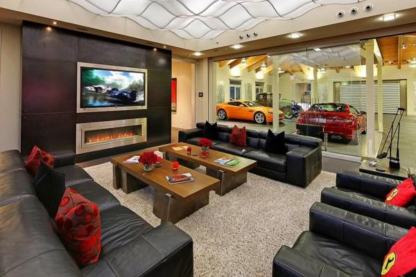 A look inside a car enthusiasts 4 million usd mansion 9