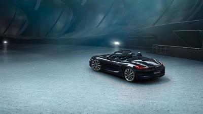 Porsche Boxster 981 Black Edition