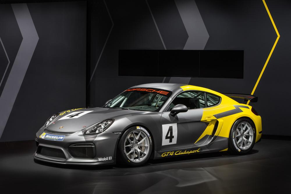 Cayman gt4 clubsport 10