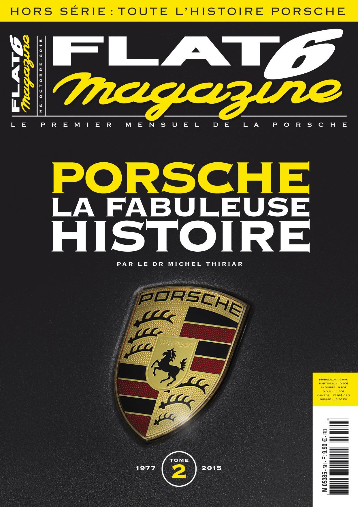 HS Fabuleuse Histoire Porsche