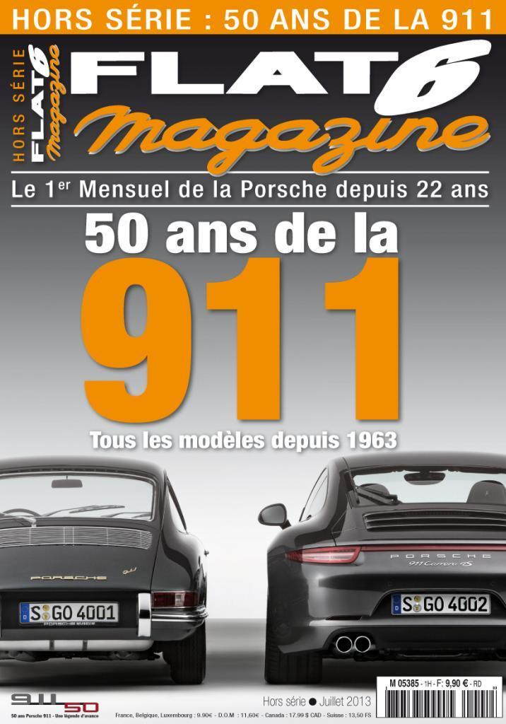 Hors série - Les 50 ans de la 911