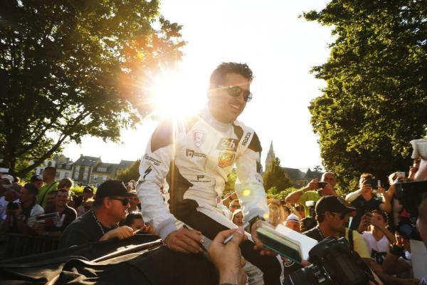 Patrick Dempsey, aux 24 Heures du Mans