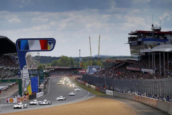 Porsche 24 Heures du Mans
