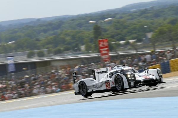 Porsche 919 Hybrid 24 Heures du Mans