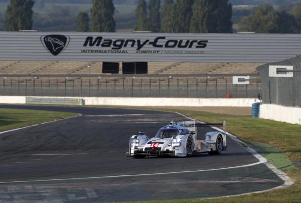 Porsche 919 Hybrid, Magny-Cours