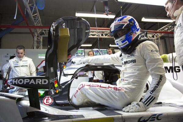 Frédéric Makowiecki, Porsche 919 Hybrid, Magny-Cours