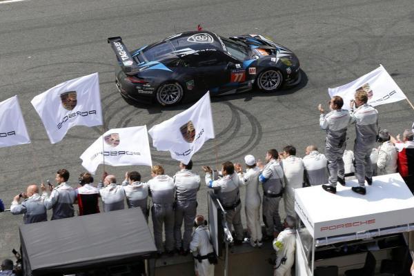 Patrick Dempsey et Porsche au Mans