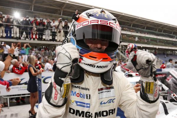 Neel Jani, pilote Porsche en WEC