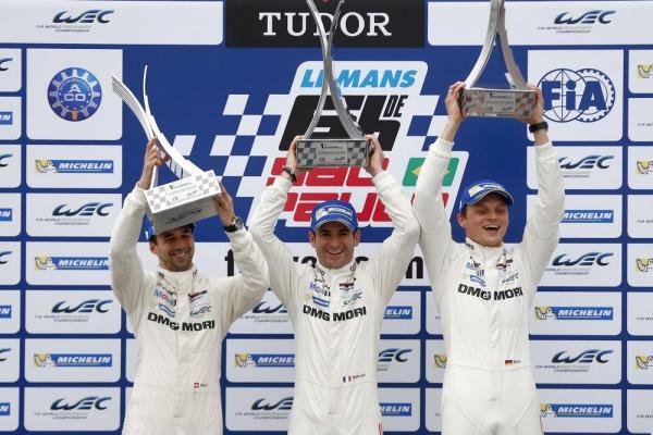 Victoire Porsche au Brésil