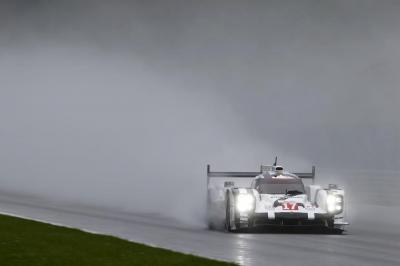 Porsche 919 Hybrid Timo Bernhard, Brendon Hartley, Mark Webber