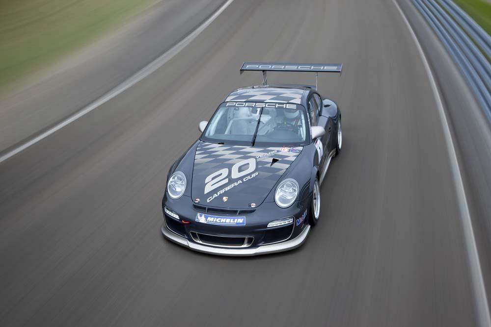 Porsche 991 GT3 Cup (Type 997)