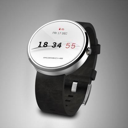 Smartwatch Porsche