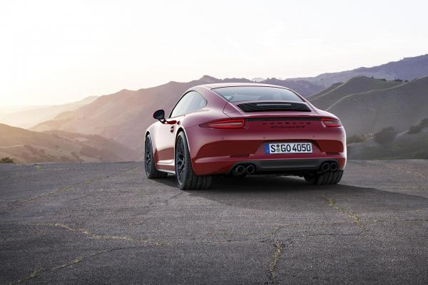 991 Carrera GTS Coupé