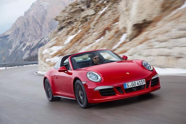 Porsche Targa 4 GTS