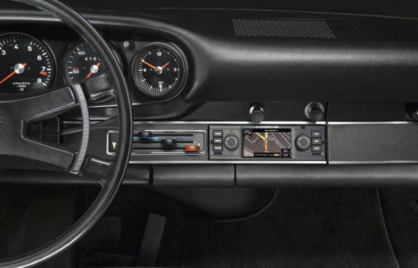 Porsche Classic Navigation