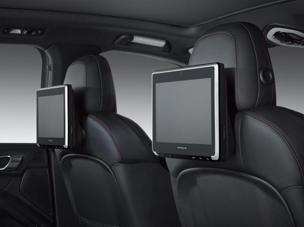 Porsche Rear Seat Entertainment for Panamera, Cayenne and Macan
