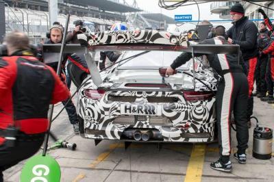 Porsche 2016 911 gt3 r meissner 2