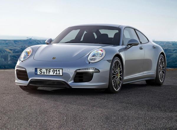 Porsche 717 Car Magazine