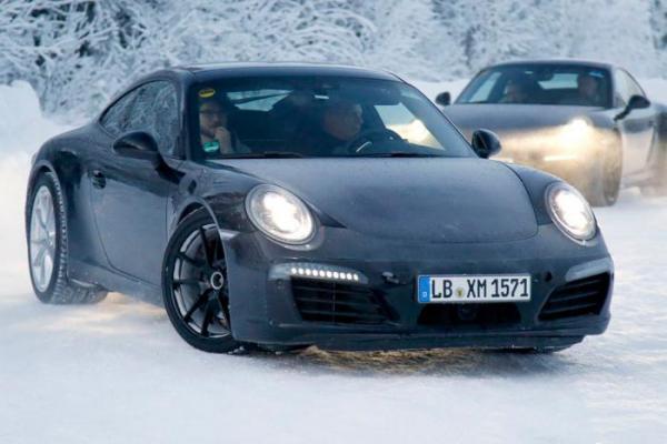 Porsche 911 facelift 002