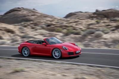 Porsche 911 ph2 carrera s cabriolet