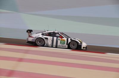 Porsche 911 rsr 2017 2