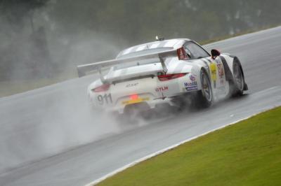 Porsche 911 rsr pilet tandy lietz road atlanta