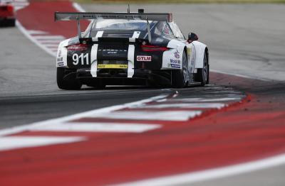 Porsche 911 rsr pilet tandy