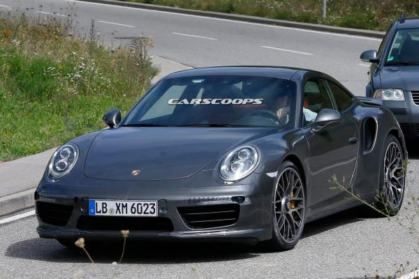 Porsche 911 turbo phase 2 992