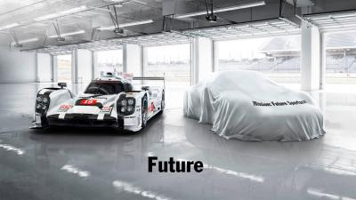Porsche 919 hybrid and future sportscar