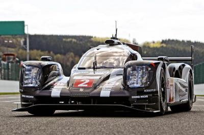 Porsche 919 hybrid dumas jani lieb new headlights