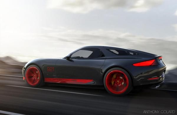 Porsche 921 24