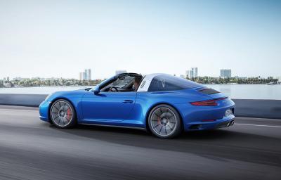 Porsche 991 2 targa 4s