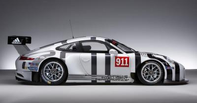 Porsche 991 gt3 r 2