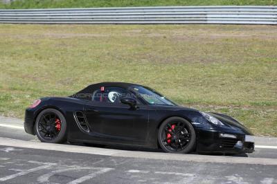 Porsche boxster facelift 1