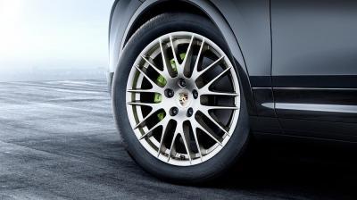 Porsche cayenne platinum edition roue