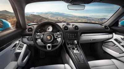 Porsche cayman 718 5