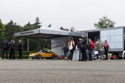 Porsche distribution roadshow 10