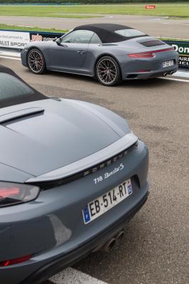 Porsche distribution roadshow 4