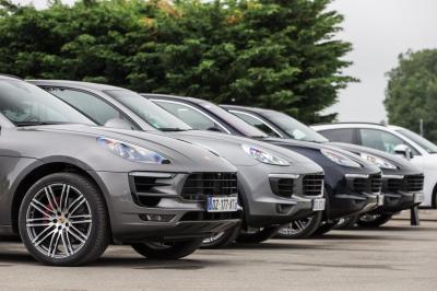 Porsche distribution roadshow 6