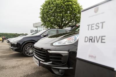 Porsche distribution roadshow 7