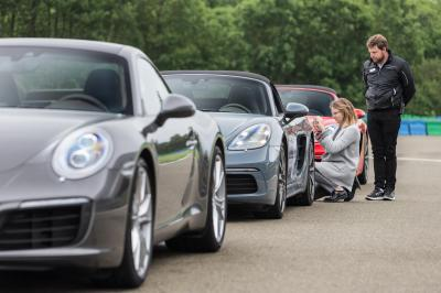 Porsche distribution roadshow 8